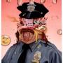 洛杉矶艺术家Sean Norvet 创作的奇异拼贴画,看