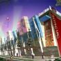 拟议的购物中心建筑设计