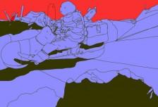芬蘭插畫家Ville Kallio繪圖作品欣賞相關圖片