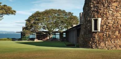 原生態的新西蘭山頂小屋