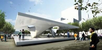 芝加哥規劃建造兩個百年紀念展亭
