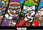 2020 部分插画项目作品合集