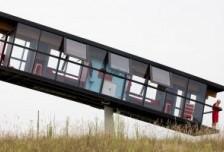 坐落在紐約畫廊公園上的神奇旋轉房屋相關圖片