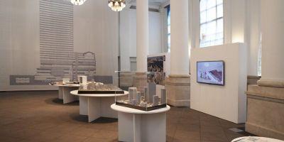 日本建筑师槙文彦作品展在BankART临的相关图片