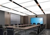 高新时代广场办公室装修设计效果图