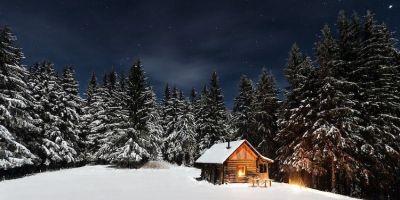 33张冬季场景的圣诞照片,让你沉浸在的相关图片