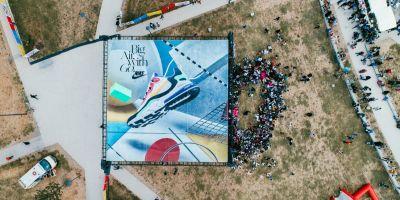 耐克夏季公园推出Air Max 270 REACT的相关图片