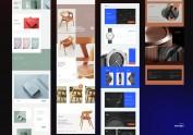 Brand Website DesignX4