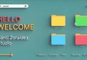 Web design·TEN (Visual Lab)
