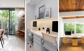 15個為兩人設計的家庭辦公室案例