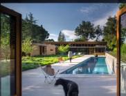 當代住宅重新詮釋加州的農場風格