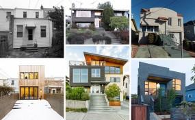 房屋裝修理念- 16個鼓舞人心的前&在住宅項目