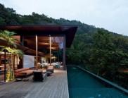 巴西叢林別墅/ Jacobsen Arquitetura