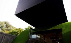 墨尔本有一座能收集阳光的房子!
