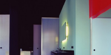 米蘭輕工業風海灘別墅設計