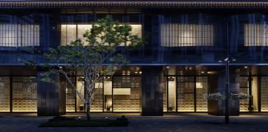 獨立、安靜的日本酒店