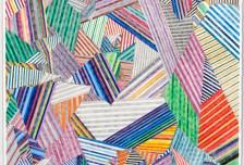 Daniel Ingroff 幾何線條插畫藝術作品相關圖片