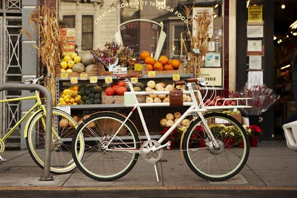 Kickstarter自行车实现电动化的相关图片