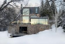 我們喜歡的原始鄉村滑雪小屋!相關圖片