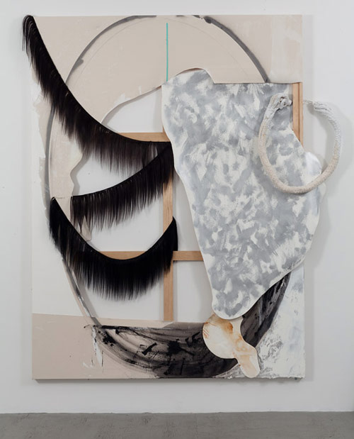 艺术家Tracy Thomason 古怪的雕塑画的相关图片