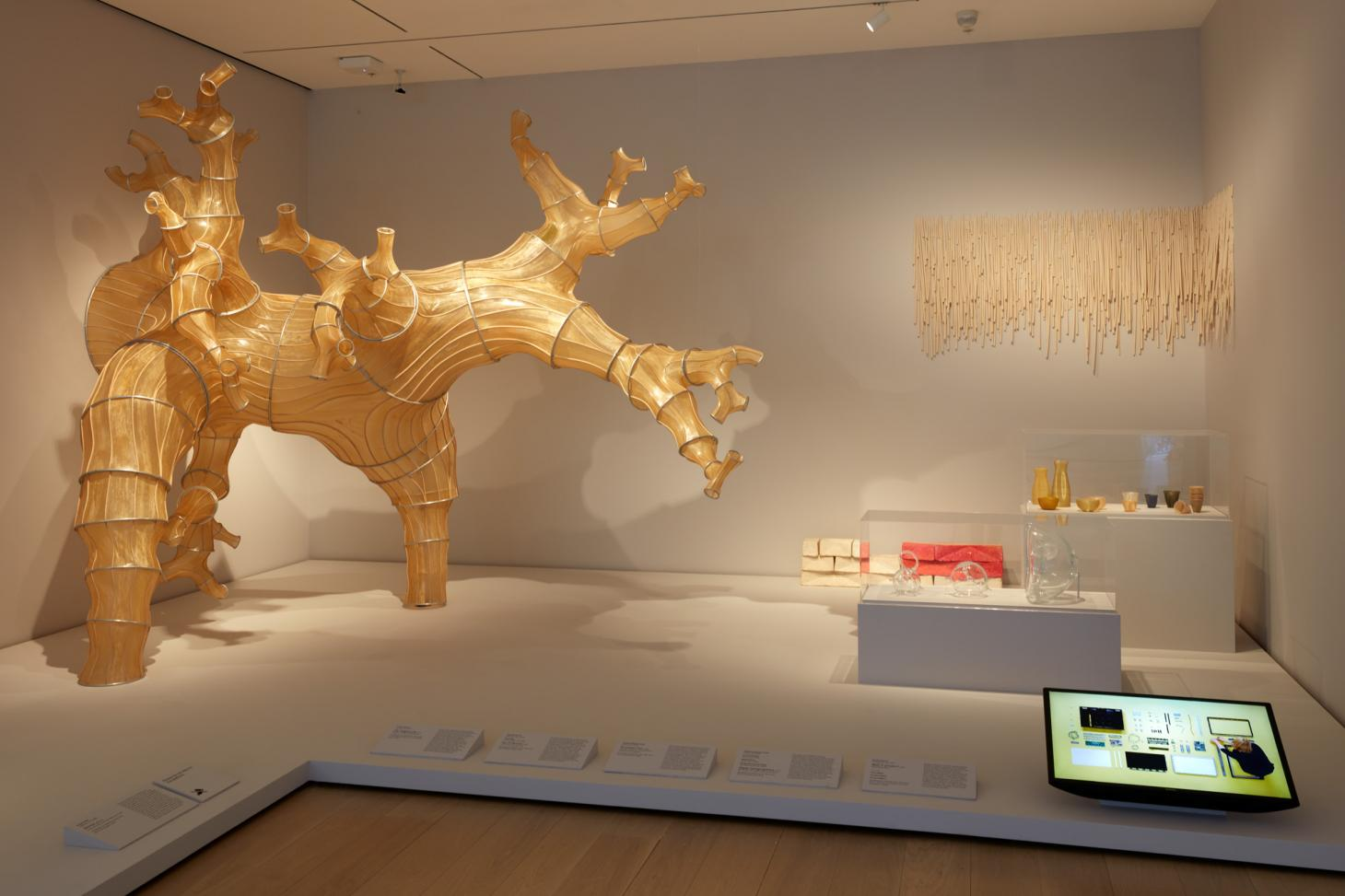 Paola Antonelli的《破碎的自然》获得*设计奖*