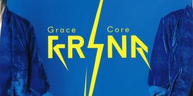 日内瓦音乐家Grace Core 唱片封面设计