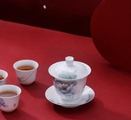 茶具系列拍摄