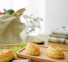 美食摄影丨榴莲酥
