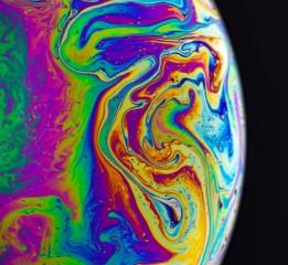 泡泡的色彩