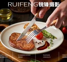 武汉美食摄影 牛肉拍摄 牛排西餐摄影