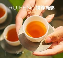 武汉茶叶摄影 茶叶拍摄 红茶绿茶 茶