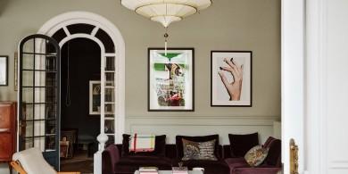 Cristina Carulla工作室别致的西班牙公寓设计