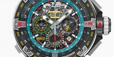 理查德·米勒揭开了航海手表的面纱