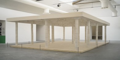 建筑师将石材的工艺转化为当代建筑的新形式
