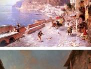 19世纪末奥地利画家Franz Richard Unterberger