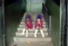 艾麗絲·曼的攝影集為南非鼓樂女孩記錄相關圖片