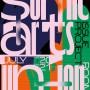为音速艺术联盟举办的活动宣传海报字体设计
