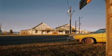 Arnaud Montagard 拍摄的美国公路旅行照片,看起来就像爱德华·