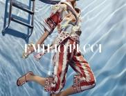 时装品牌Emilio Pucci SS春夏广告