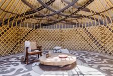 蒙古包是一個巧妙的傳統工藝和當代設計!相關圖片