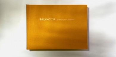 一本記錄了約瑟夫·塞爾瓦托創業史的書籍排版設計