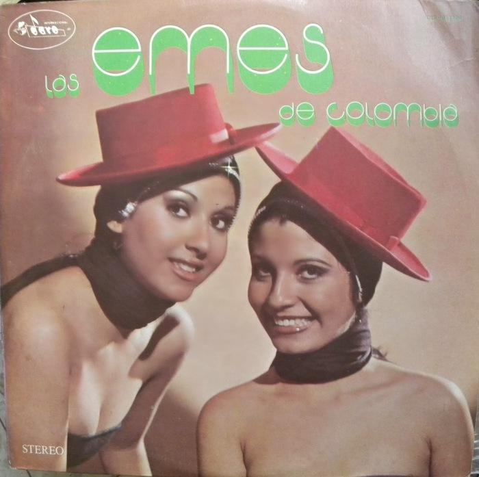 亚坎比亚组合Las Emes 专辑封面艺术的相关图片