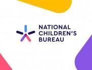 重新为儿童慈善机构设计的标识,充满活力和乐观