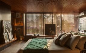 圣保罗魅力住宅设计/Mf+Arquitetos