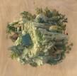 巴塞罗那艺术家跳脱重力和建筑惯例的建筑模型