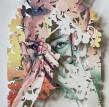 多伦多艺术家克里斯汀·金的分层插画创作