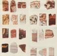 地质学的配色方案:德国矿物学家Franz Uibelakers 作品