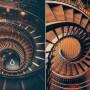 令人眼花缭乱的楼梯摄影作品欣赏