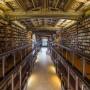 永垂不朽的牛津大学图书馆——摄影师David Ilif