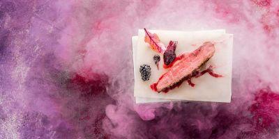 荷兰艺术家Maurice Fransen 完美的食的相关图片
